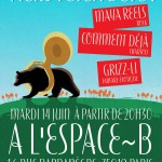 espace B